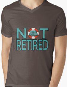 Young Cruiser-Not Retired Mens V-Neck T-Shirt