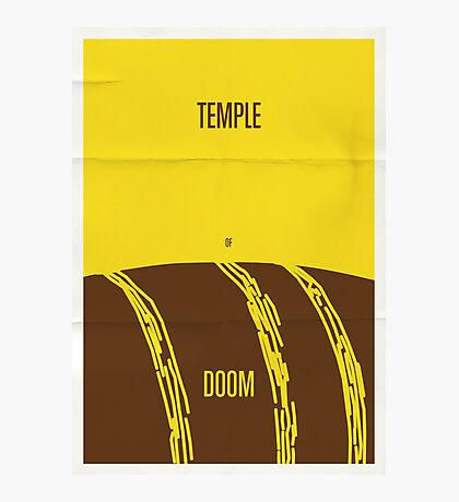 Temple Photographic Print