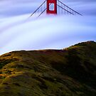 A Little Slice of Golden Gate Bridge by Toby Harriman