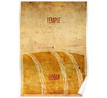 Temple (aged) Poster