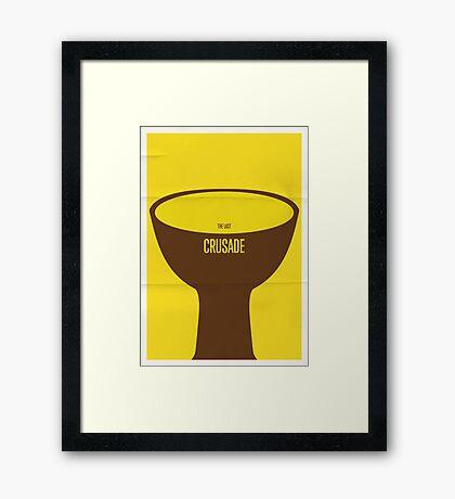 Crusade Framed Print