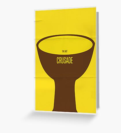 Crusade Greeting Card