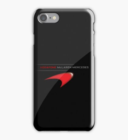 Vodafone McLaren Mercedes iPhone/iPod Case iPhone Case/Skin