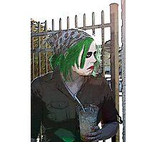Ms. Joker Photographic Print