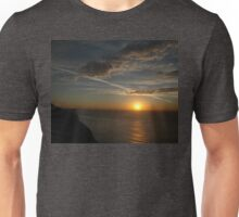Spearing The Sunrise - from Otford Lookout Unisex T-Shirt