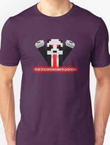 The Inconvenient Panda - Minecraft Skin T-Shirt