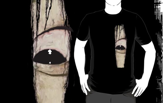 Sadako eye by gigglingnewt