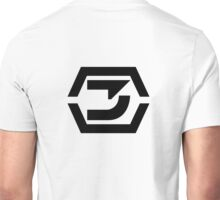 Rinzler Symbol (black) Unisex T-Shirt