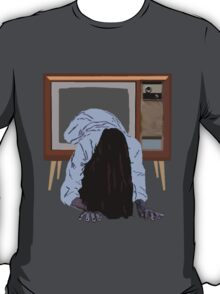 sadako's on the telly T-Shirt