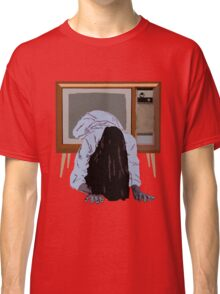 sadako's on the telly Classic T-Shirt