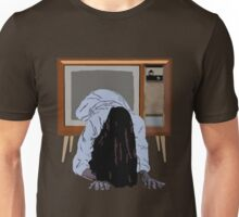 sadako's on the telly Unisex T-Shirt