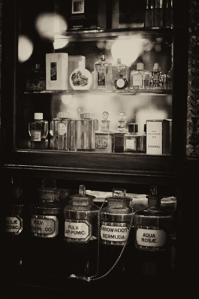 Apothecary by Gareth  Barker