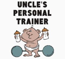 Uncle's Personal Trainer One Piece - Short Sleeve