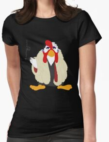 Camilla De Vil Womens Fitted T-Shirt