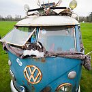 VW Hippy Split Screen Buss by BigshotD3
