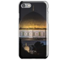 Dome of the Rock, Palestine iPhone Case/Skin