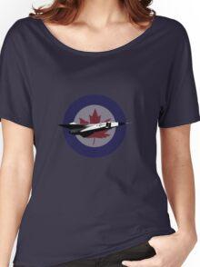 Avro Arrow Women's Relaxed Fit T-Shirt