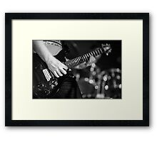 Matty O Framed Print