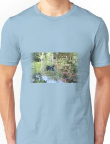 Like a duck in water Unisex T-Shirt