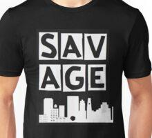 Savage city Unisex T-Shirt