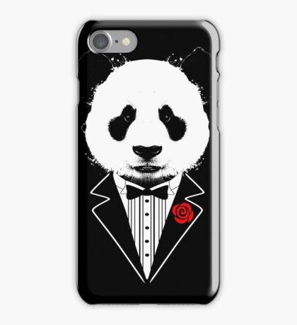 Tuxedo Panda iPhone Case/Skin