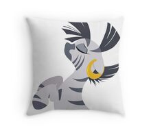 Zecora - FaceEdition Throw Pillow