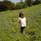 walking off by marilittlebird