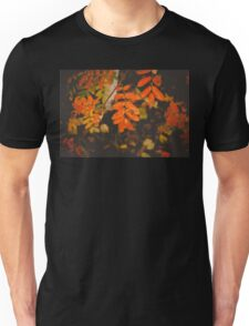 Autumn Tree Branches Unisex T-Shirt