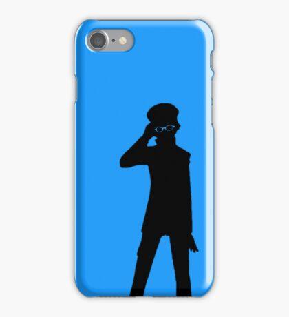 Naoto Shirogane iPhone Case/Skin