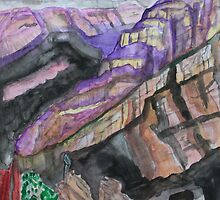 Battleship Mesa by PaulCArts