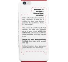 Pathway to Power iPhone Case/Skin