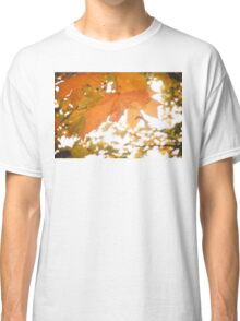 Autumn Tree Branches 3 Classic T-Shirt