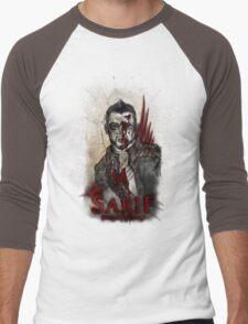 Evolve Yourself Men's Baseball ¾ T-Shirt