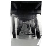Point Lonsdale pier - 35mm Poster