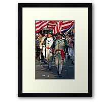 Revolutionaries Framed Print