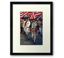 Revolutionaries Framed Print