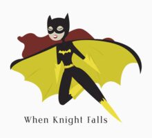 When Knight Falls by freckilation