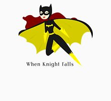 When Knight Falls Unisex T-Shirt