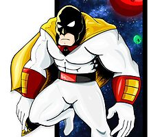 Space Ghost by MonsterRot