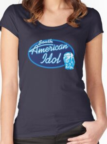 South American Idol Women's Fitted Scoop T-Shirt