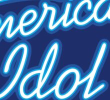 South American Idol Sticker