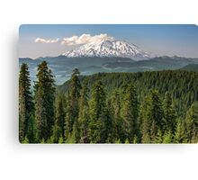 Mount Saint Helens from McClellan Overlook Canvas Print