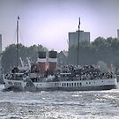 """The """"Waverley"""" Overloaded by Larry Lingard-Davis"""
