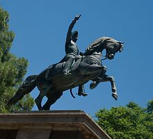 STATUE IN SAN LUIS by gus72