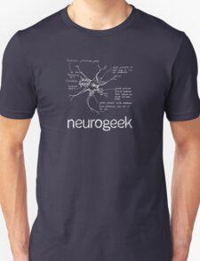 Neurogeek (dark) Unisex T-Shirt