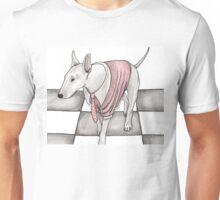 Bull terrier vector Unisex T-Shirt