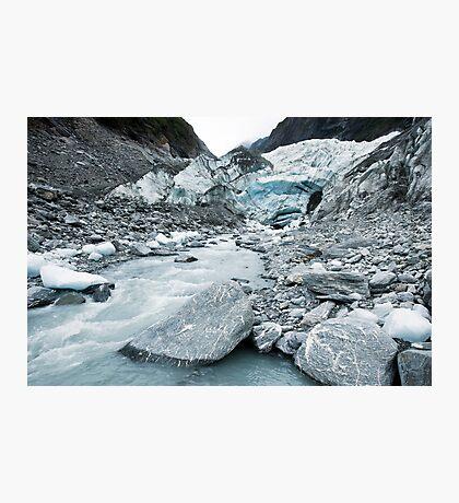 Fox Glacier Photographic Print