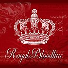 Royal Bloodline - Red by Susan Sowers