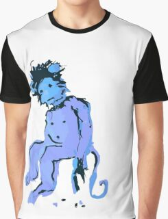 monkey ink 2 Graphic T-Shirt