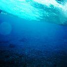 Underwater Surfing by Luke Donegan